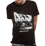 Camiseta The Clash - Calling Photo
