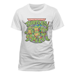 Camiseta Tortugas Ninja - Group