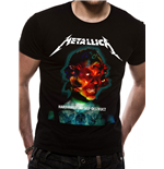 Camiseta Metallica - Hardwired Album Cover
