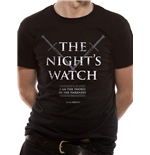 Camiseta Game Of Thrones - Nights Watch