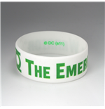 Pulsera Green Lantern - Thick Emarld Warrior