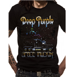 Camiseta Deep Purple - Space Truckin