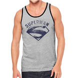 Camiseta de Tirantes Superman - Washed Logo