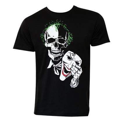 Camiseta Joker Mask