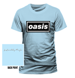 Camiseta Oasis Definitely Maybe