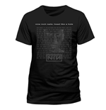 Camiseta Nine Inch Nails 248018