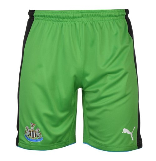 Pantalón corto Newcastle United 2016-2017 Home (Verde)