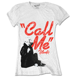 Camiseta Blondie Call Me