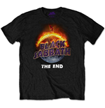 Camiseta Black Sabbath The End