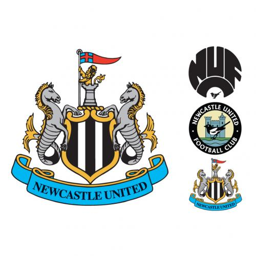 Vinilo decorativo para pared Newcastle United 248158