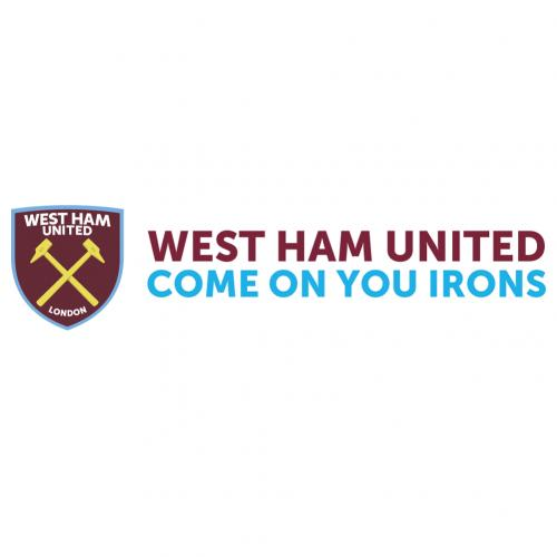 Vinilo decorativo para pared West Ham United 248159