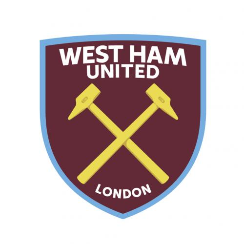 Vinilo decorativo para pared West Ham United 248160