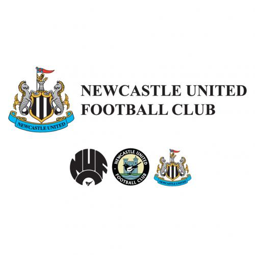 Vinilo decorativo para pared Newcastle United 248161