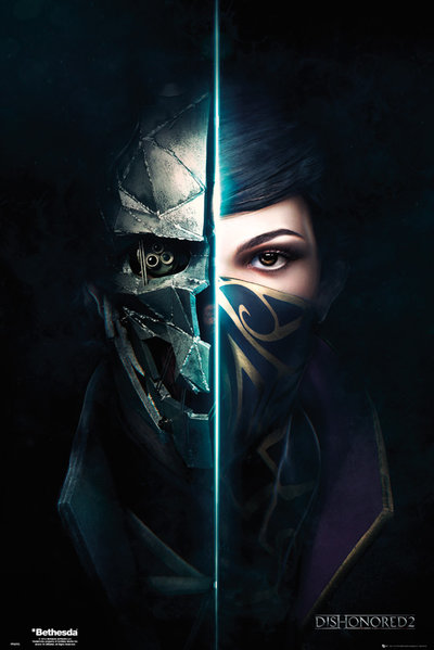 Póster Dishonored 248329