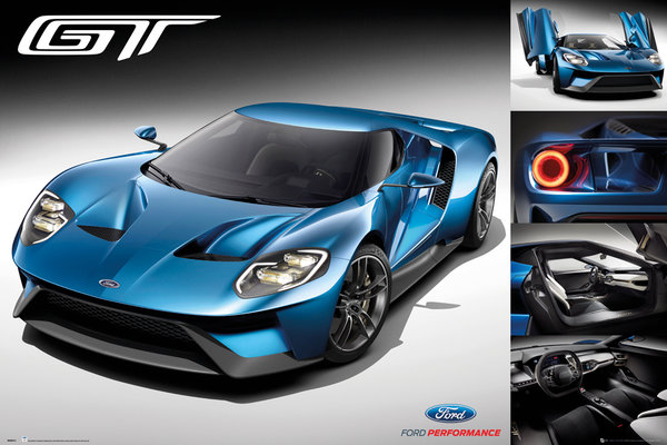 Póster Ford 248355