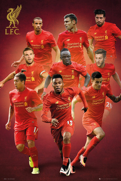 Póster Liverpool 248419