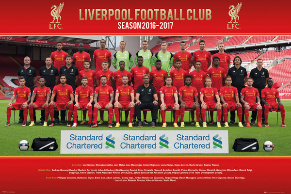 Póster Liverpool 248426