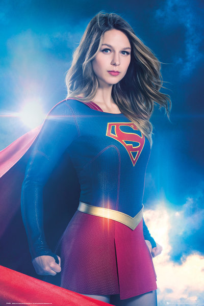 Póster Supergirl Solo