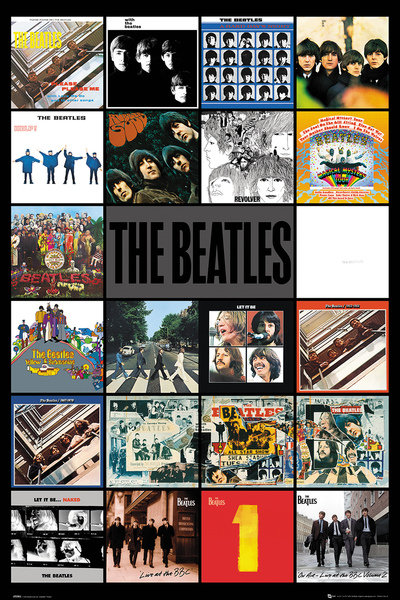 Póster The Beatles 248556