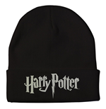 Harry Potter Gorro Beanie Logo