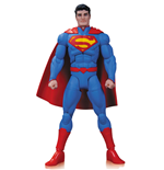 DC Comics Designer Figura Superman by Greg Capullo 17 cm