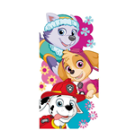 Paw Patrol Toalla Characters 2 140 x 70 cm