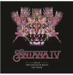 Vinilo Santana IV - Live At The House Of Blues, Las Vegas (3 Lp+Dvd)