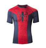 Camiseta Spiderman - Big Spidey Logo Sport Blue