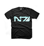 Camiseta Mass Effect 248993