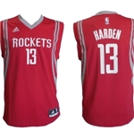 Camiseta roja Houston Rockets  - Harden