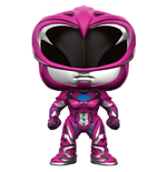 Power Rangers POP! Movies Vinyl Figura Pink Ranger 9 cm