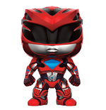 Power Rangers POP! Movies Vinyl Figura Red Ranger 9 cm