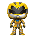 Power Rangers POP! Movies Vinyl Figura Yellow Ranger 9 cm