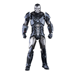 Iron Man 3 Figura Movie Masterpiece 1/6 Iron Man Mark XV Sneaky 31 cm