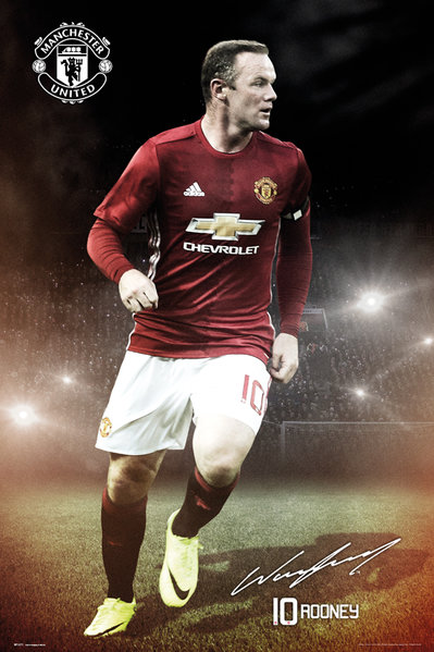 Póster Manchester United FC 249155
