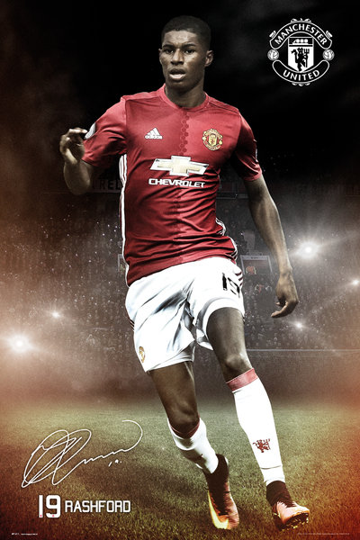 Póster Manchester United FC 249156