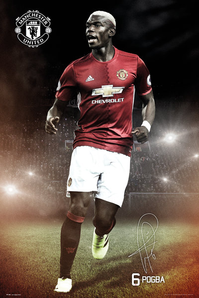 Póster Manchester United FC 249158