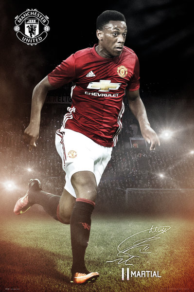 Póster Manchester United FC 249167