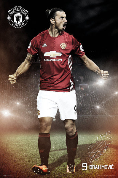 Póster Manchester United FC 249170