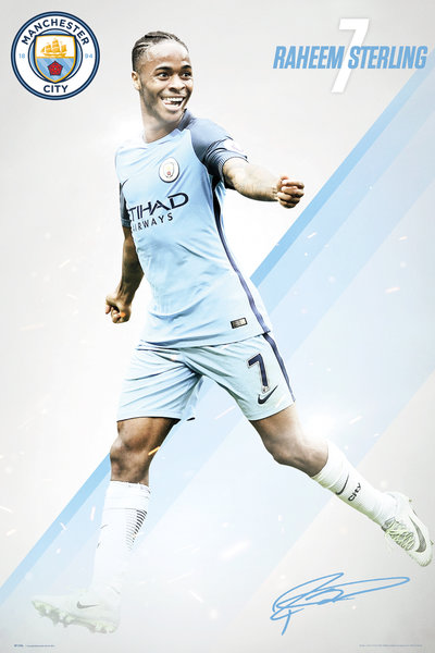 Póster Manchester City FC 249178