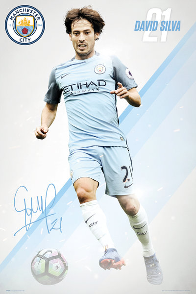 Póster Manchester City FC 249179