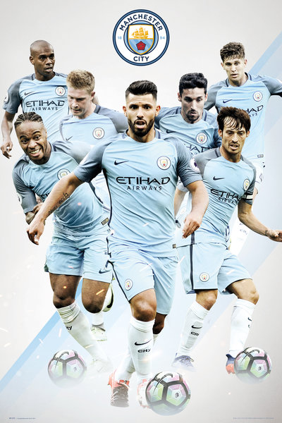 Póster Manchester City FC 249180