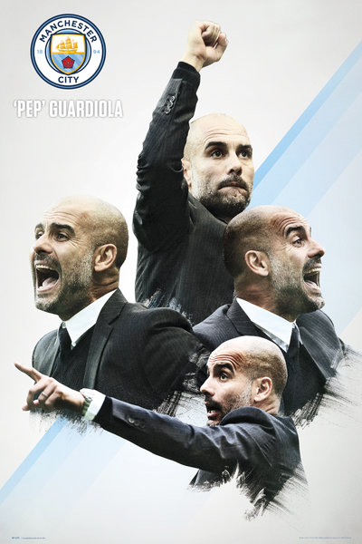 Póster Manchester City FC 249181