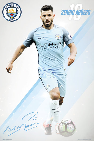 Póster Manchester City FC 249183