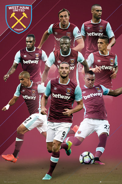 Póster West Ham United 249217