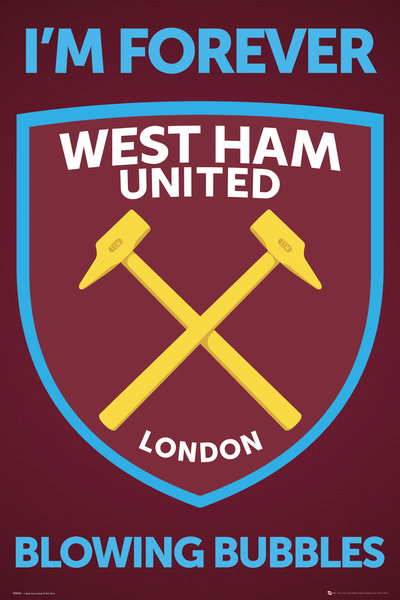Póster West Ham United 249218