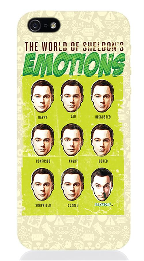 Funda iPhone Big Bang Theory 249253