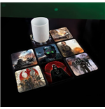 Posavaso Star Wars  - Rogue One - 3D Coasters