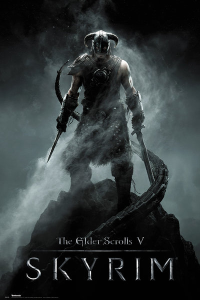 Póster The Elder Scrolls 249345