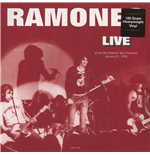 Vinilo Ramones - Live At The Old Waldorf San Francisco 31 January 1978
